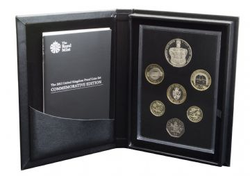 2013 Proof Set Commemorative Edition